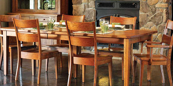 Canal Dover crafted dining furniture