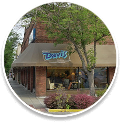 Davis storefront