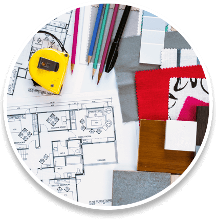 Writing utensils and architectural drawing