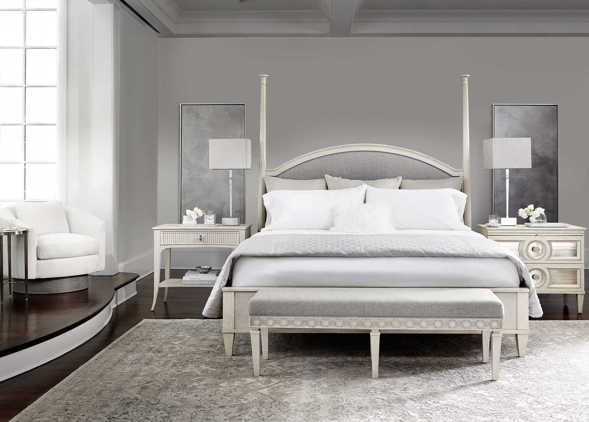 Design showcase image of bedroom.