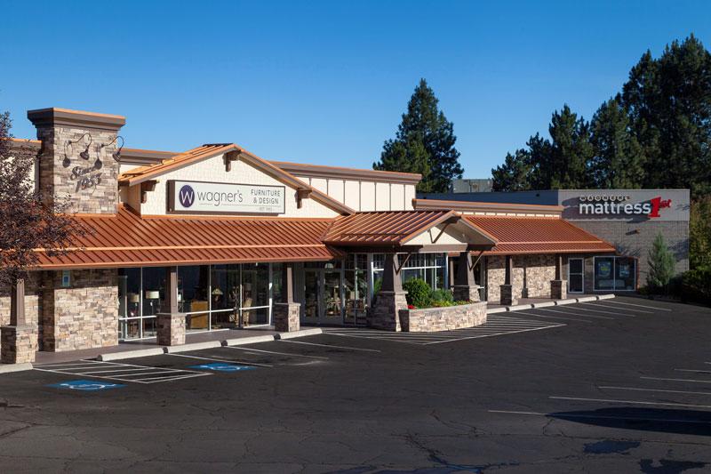 Current Wagner's Storefront