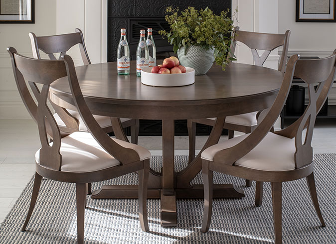 Canadel Custom Built Dining Room Furniture